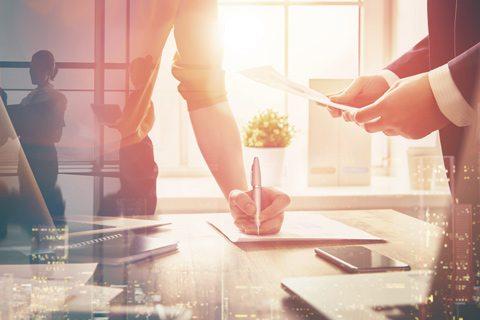 Partner: Business Alltag Ausschnitte
